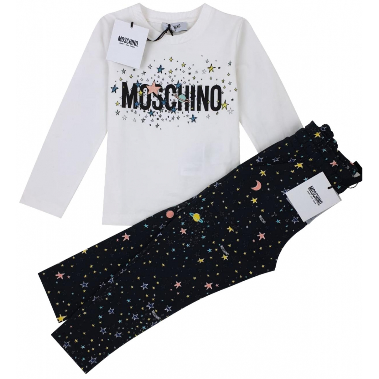 Moschino \N Multicolour Cotton Outfits for Kids 6 years - until 45 inches UK