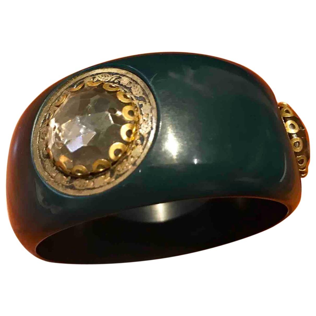 - Bracelet Manchette pour femme - noir