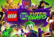 LEGO DC Super-Villains US XBOX One CD Key