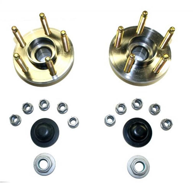 Ford Racing M-1104-AB Wheel Hub Kit Ford Front