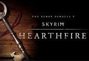 The Elder Scrolls V: Skyrim - Hearthfire DLC Steam CD Key