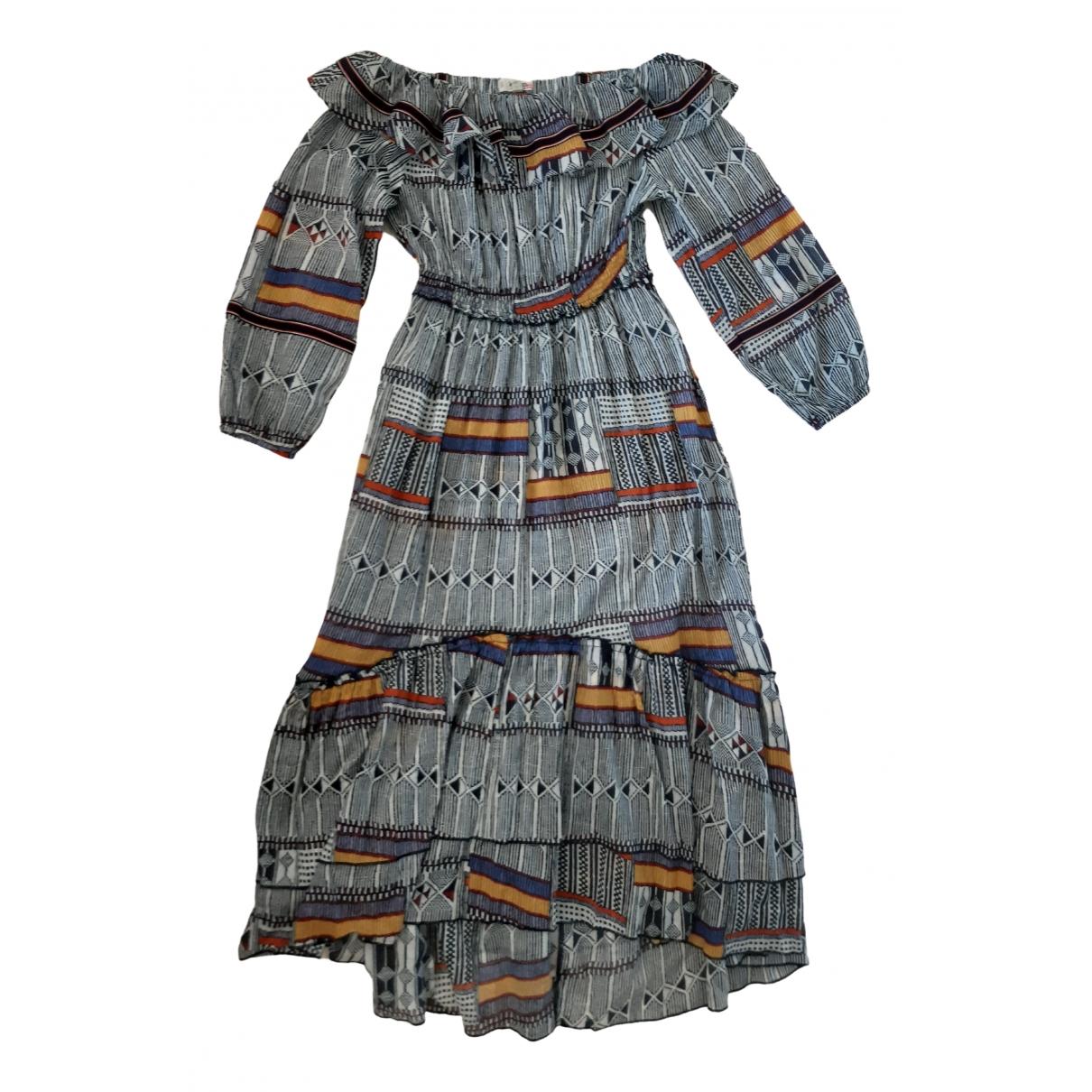 Lemlem \N Kleid in  Bunt Baumwolle