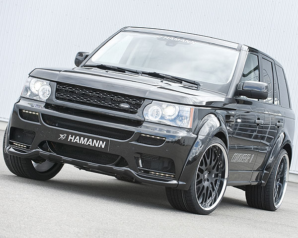 Hamann 10 000 400 Body Kit Conqueror Ii For Range Rover Sport 09-12