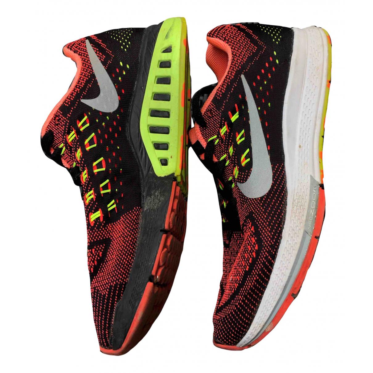 Nike - Baskets Epic React pour femme en toile - noir