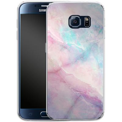 Samsung Galaxy S6 Silikon Handyhuelle - Iridiscent von Emanuela Carratoni
