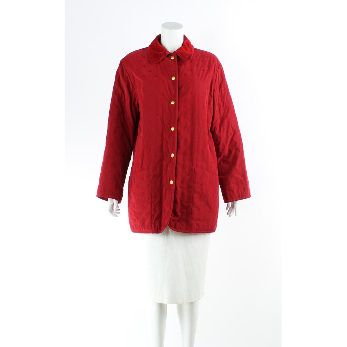 Hermes - Veste   pour femme - rouge