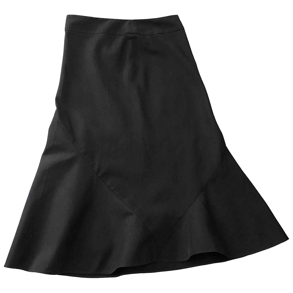 Marni \N Blue Cotton skirt for Women 40 IT