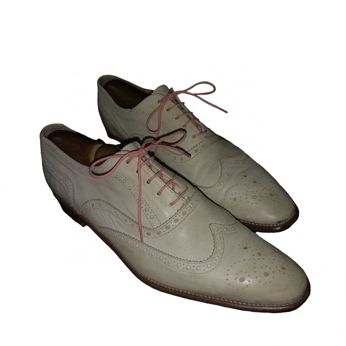 Paul Smith \N Leather Lace ups for Men 8 UK