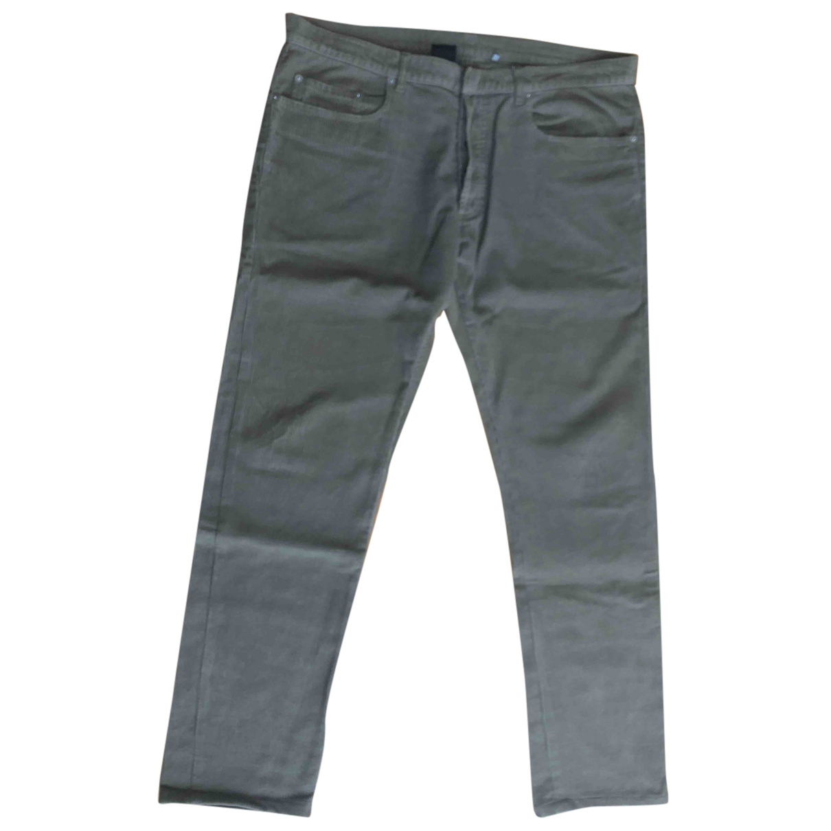 Dior Homme N Beige Cotton Trousers for Men 36 UK - US