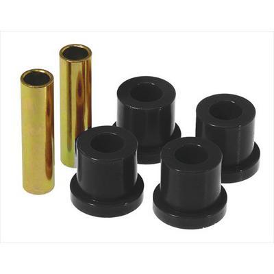 Prothane Motion Control Leaf Spring Eye/Shackle Bushing Kit (Black) - 7-802-BL