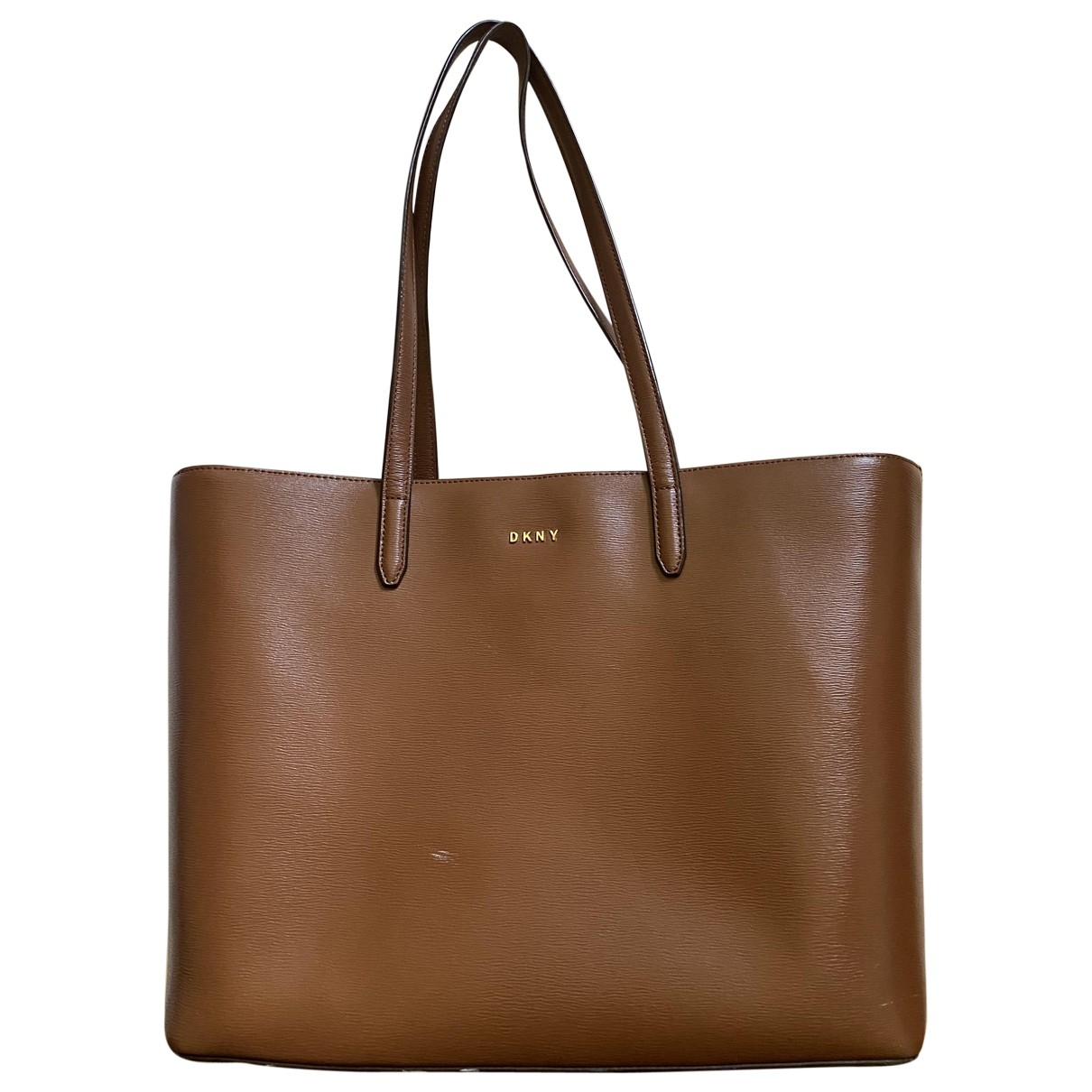 Dkny \N Brown handbag for Women \N