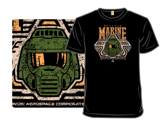Space Marine T Shirt