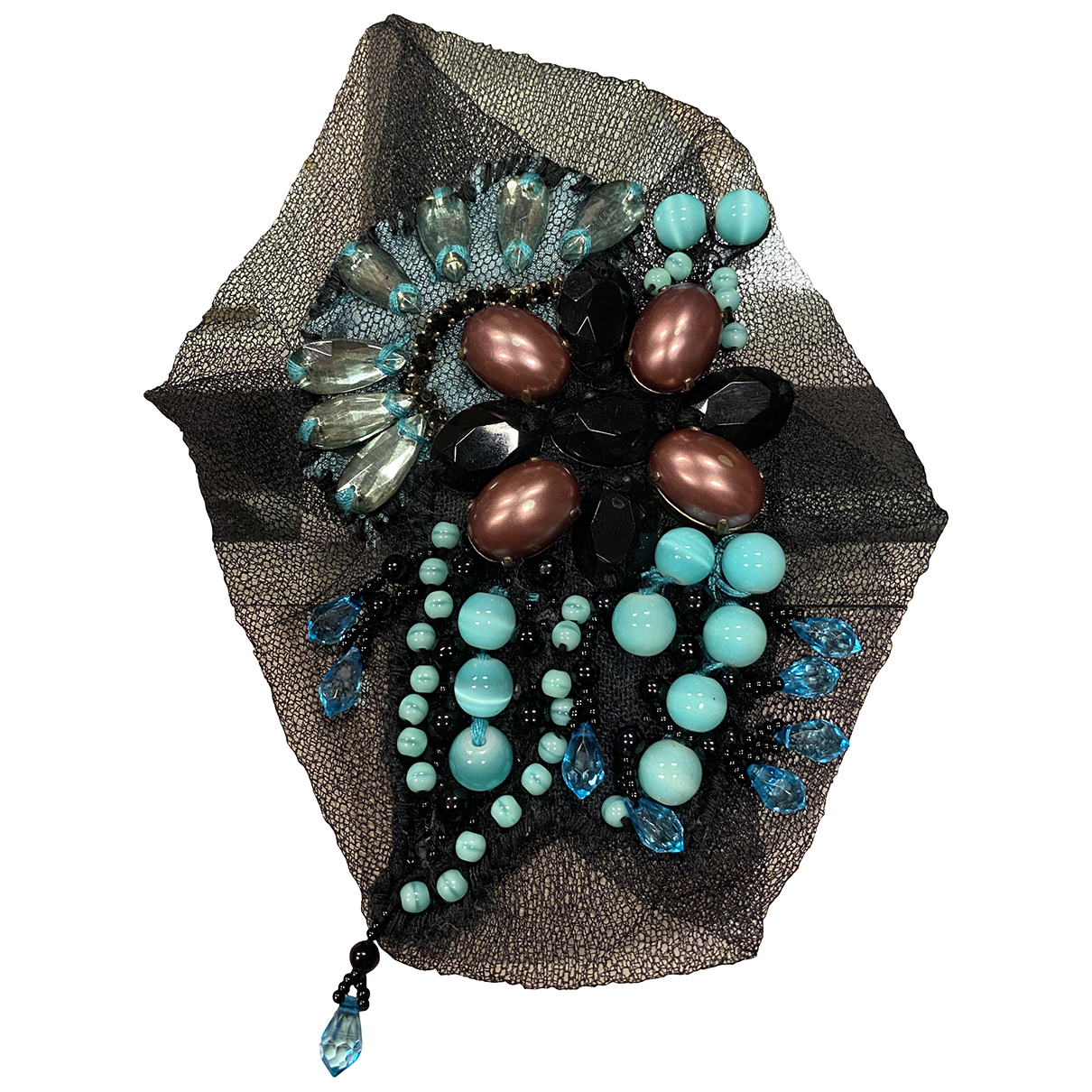 Lanvin - Broche   pour femme - multicolore