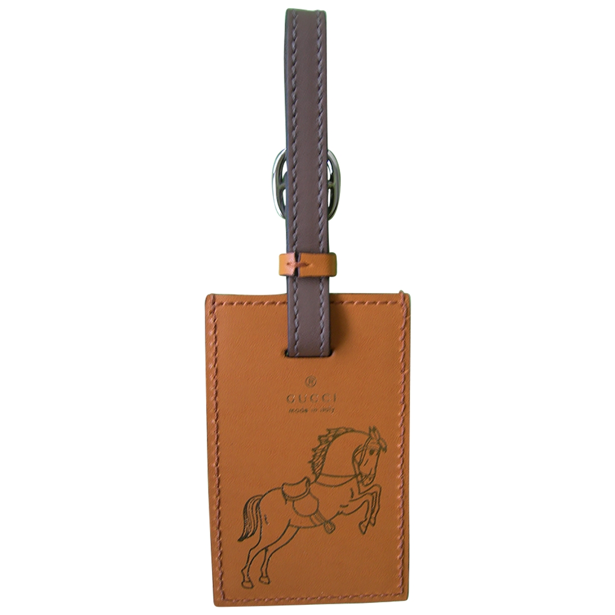 Gucci \N Camel Leather Purses, wallet & cases for Women \N