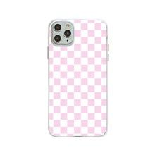 1pc Checker iPhone Case