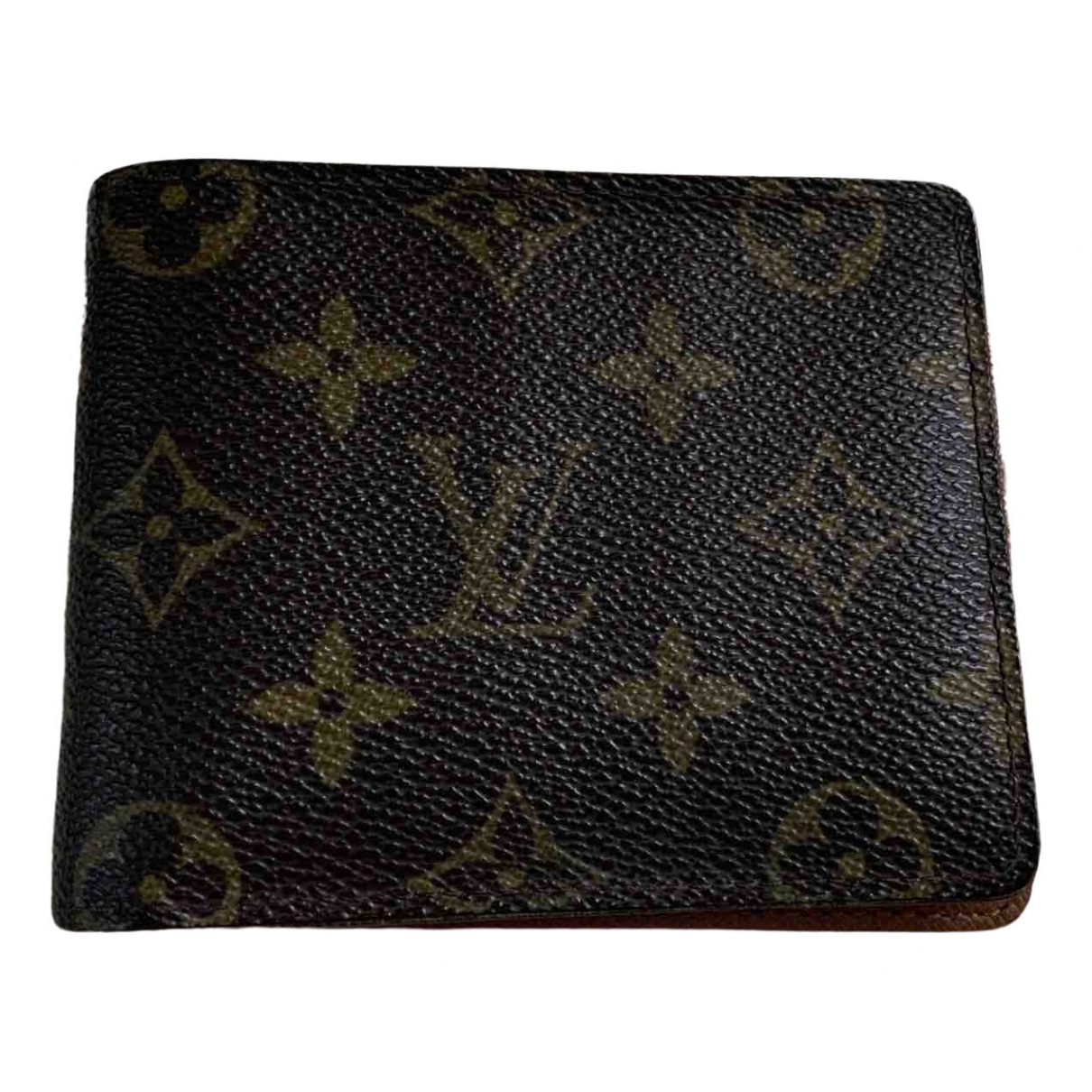 Louis Vuitton \N Multicolour Cloth Small bag, wallet & cases for Men \N