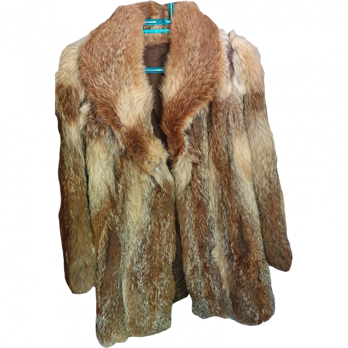 Non Signé / Unsigned \N Multicolour Fur coat for Women M International