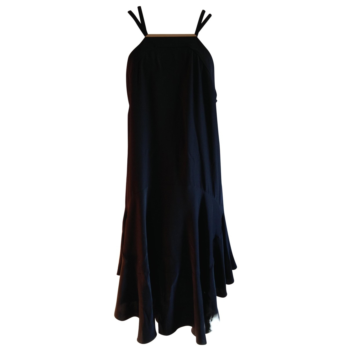 Barbara Bui - Robe   pour femme en soie - noir