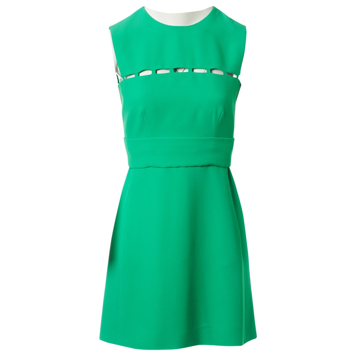 Emilio Pucci \N Green dress for Women 38 IT