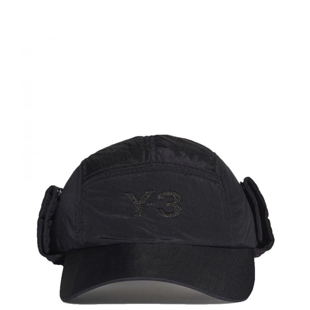 Y-3 Neckcap Colour: BLACK, Size: ONE SIZE