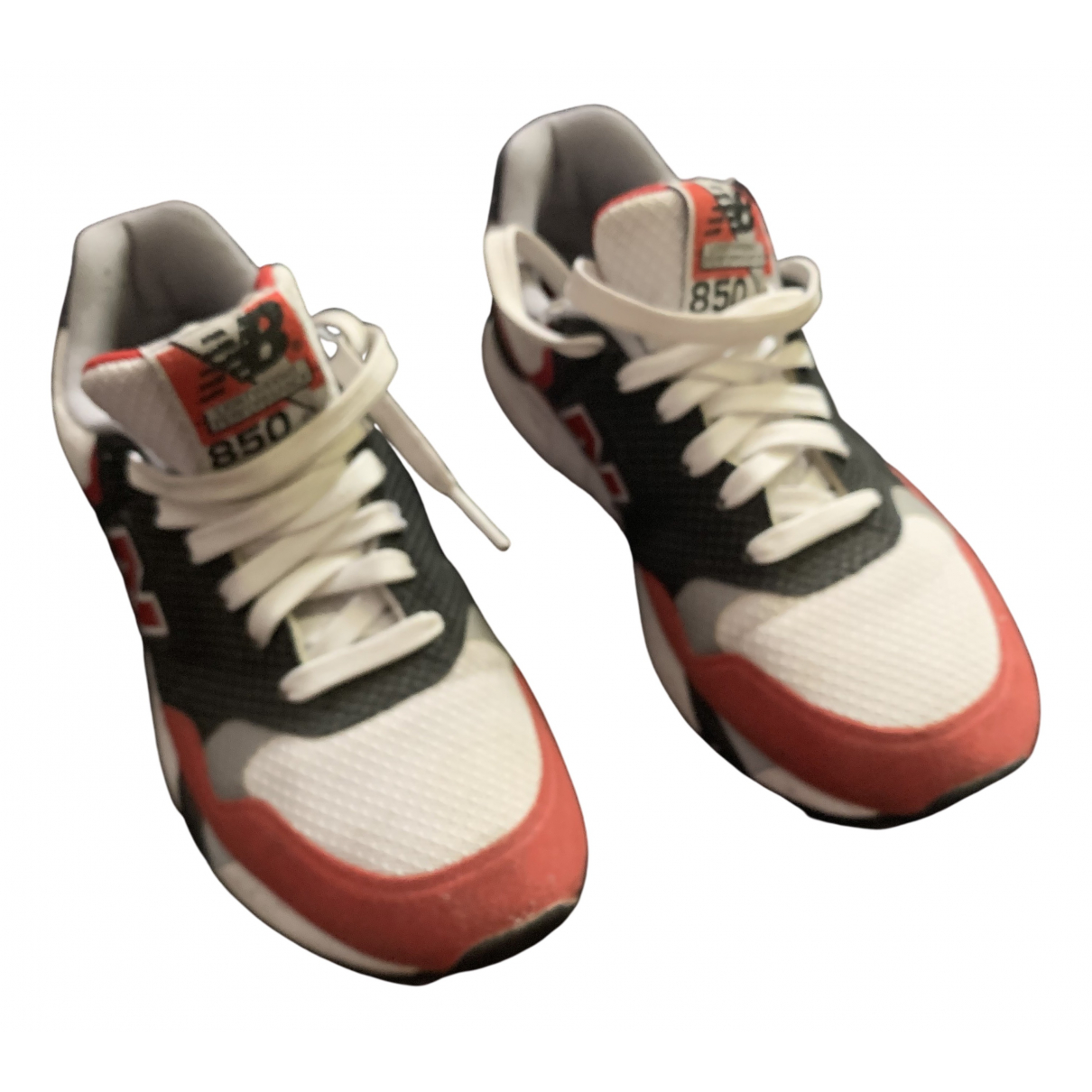 New Balance \N Sneakers in  Rot Polyester