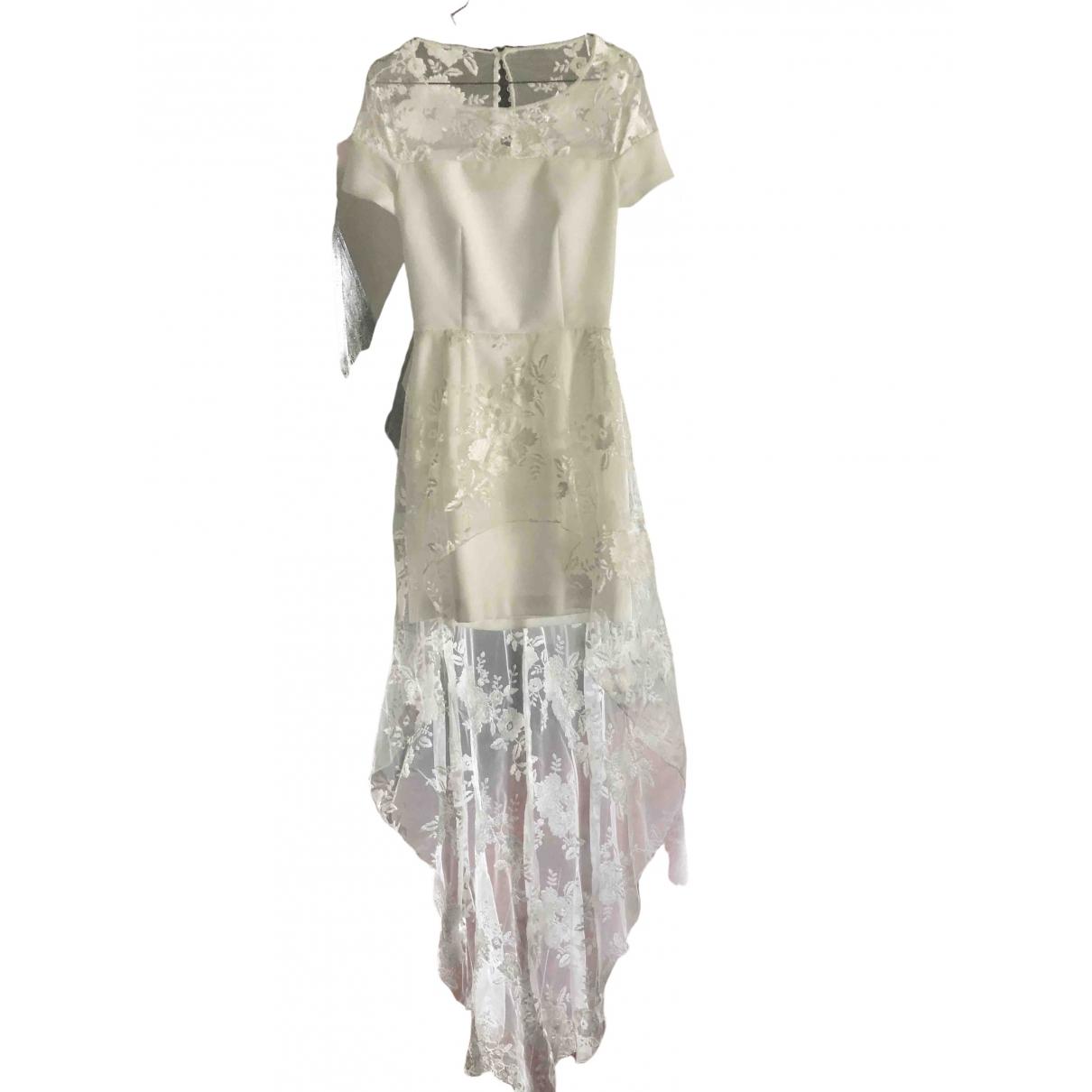 Rime Arodaky \N White dress for Women 36 FR