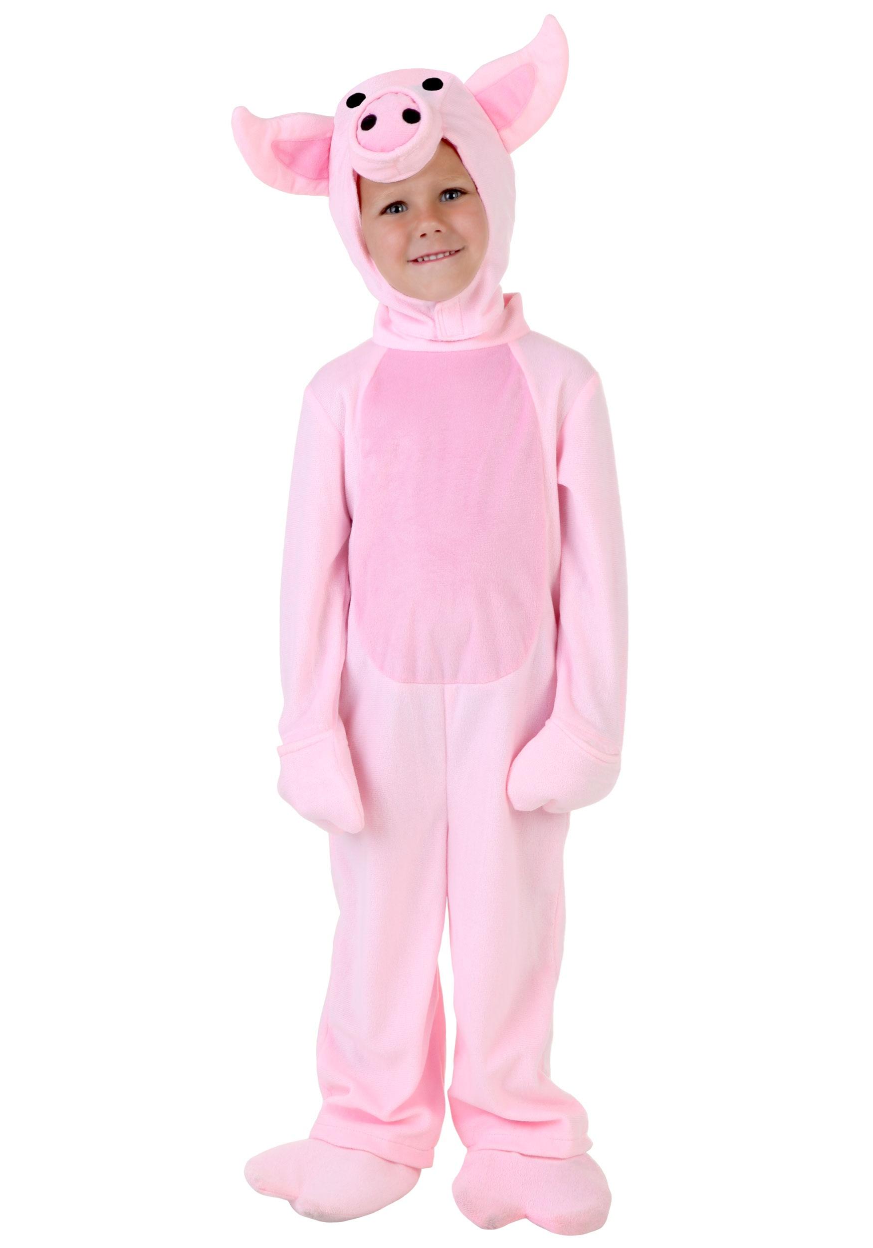 Small Child Pig Costume | Farm Animal Costume | Exclusive