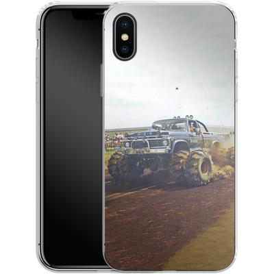 Apple iPhone X Silikon Handyhuelle - Off Road von Bigfoot 4x4