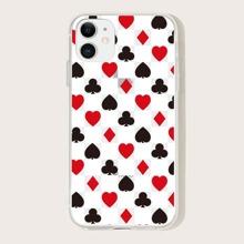 Poker Print iPhone Huelle