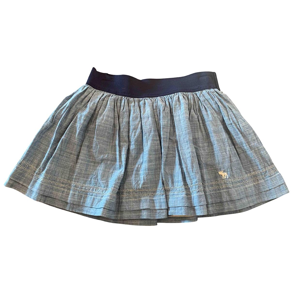 Mini falda Abercrombie & Fitch