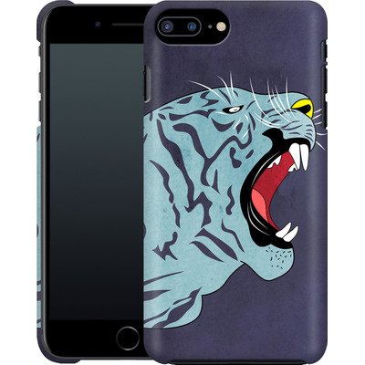 Apple iPhone 8 Plus Smartphone Huelle - Tattoo Tiger von Mark Ashkenazi