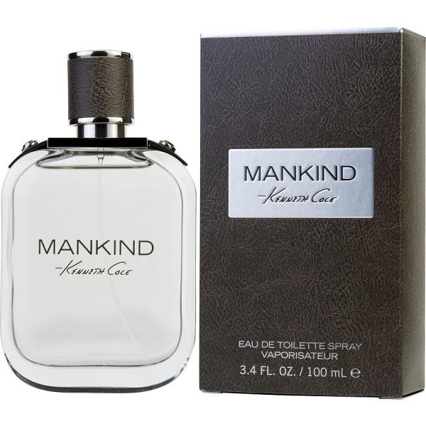 Mankind - Kenneth Cole Eau de Toilette Spray 100 ML