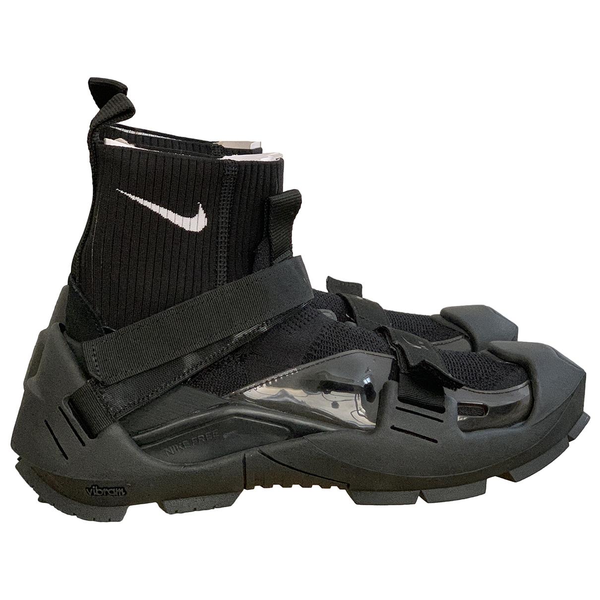 Nike X Alyx \N Sneakers in  Schwarz Kautschuk