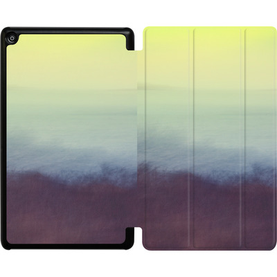 Amazon Fire HD 8 (2018) Tablet Smart Case - Sea and Sky von Joy StClaire