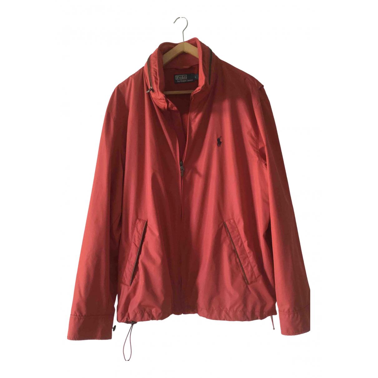 Polo Ralph Lauren \N Red jacket  for Men L International