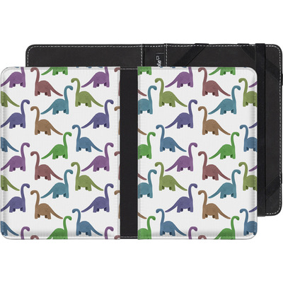 Pocketbook Touch Lux eBook Reader Huelle - Cute Dinosaurs von Becky Starsmore