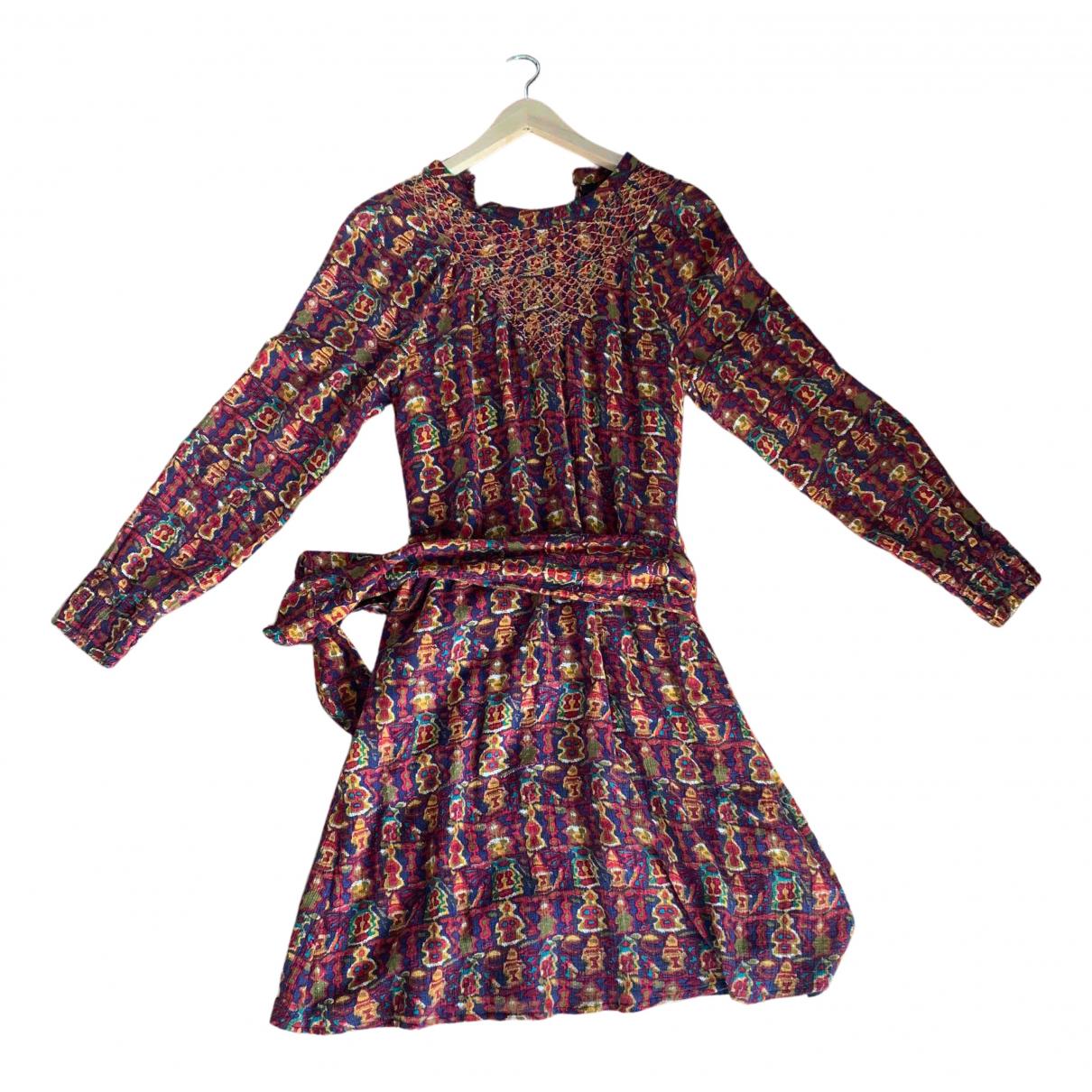 Antik Batik N Cotton dress for Women 36 FR