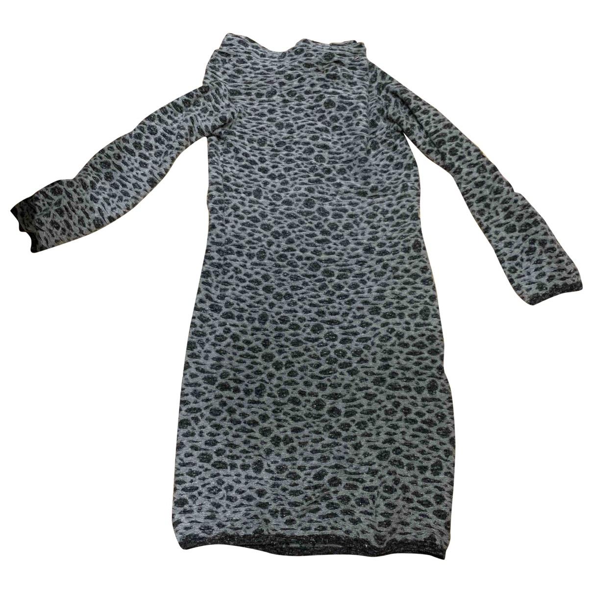 Roland Mouret - Robe   pour femme en laine - gris