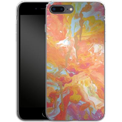 Apple iPhone 7 Plus Silikon Handyhuelle - Ocaso von Kaitlyn Parker
