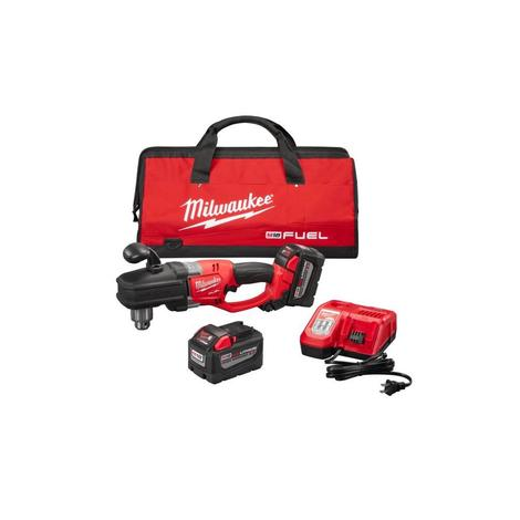 Milwaukee M18 Fuel™ Hole Hawg® High Demand™ 1/2 in. Right Angle Drill Kit