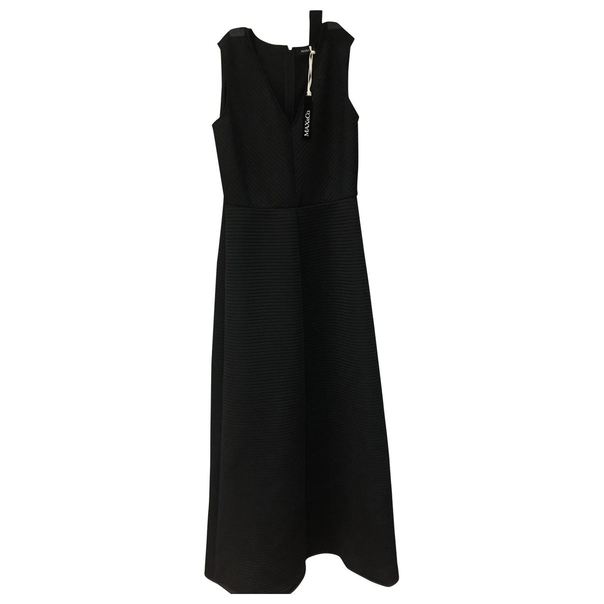 Max & Co \N Black dress for Women L International