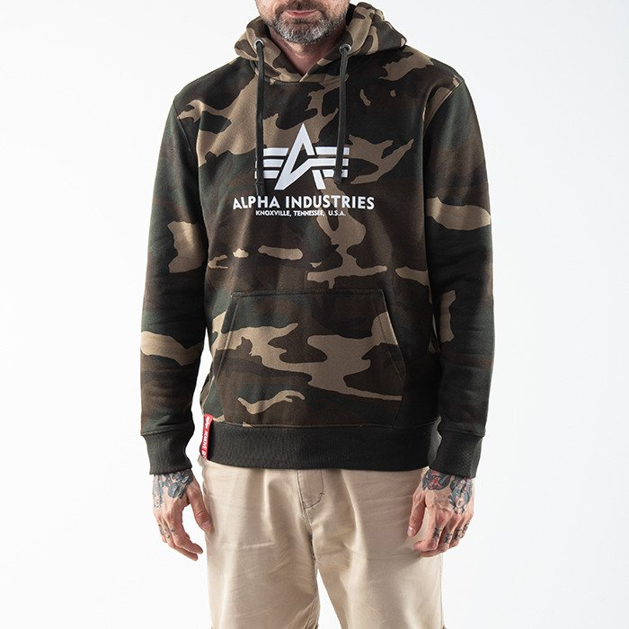 Alpha Industries Basic Hoody 178312 408