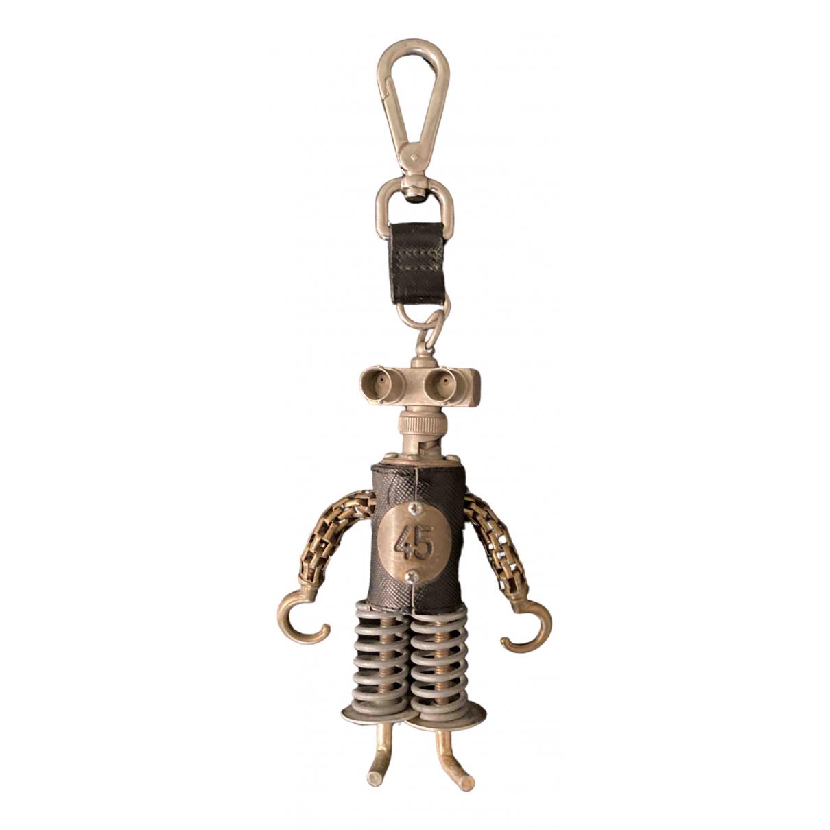 Prada N Silver Metal Jewellery for Men N