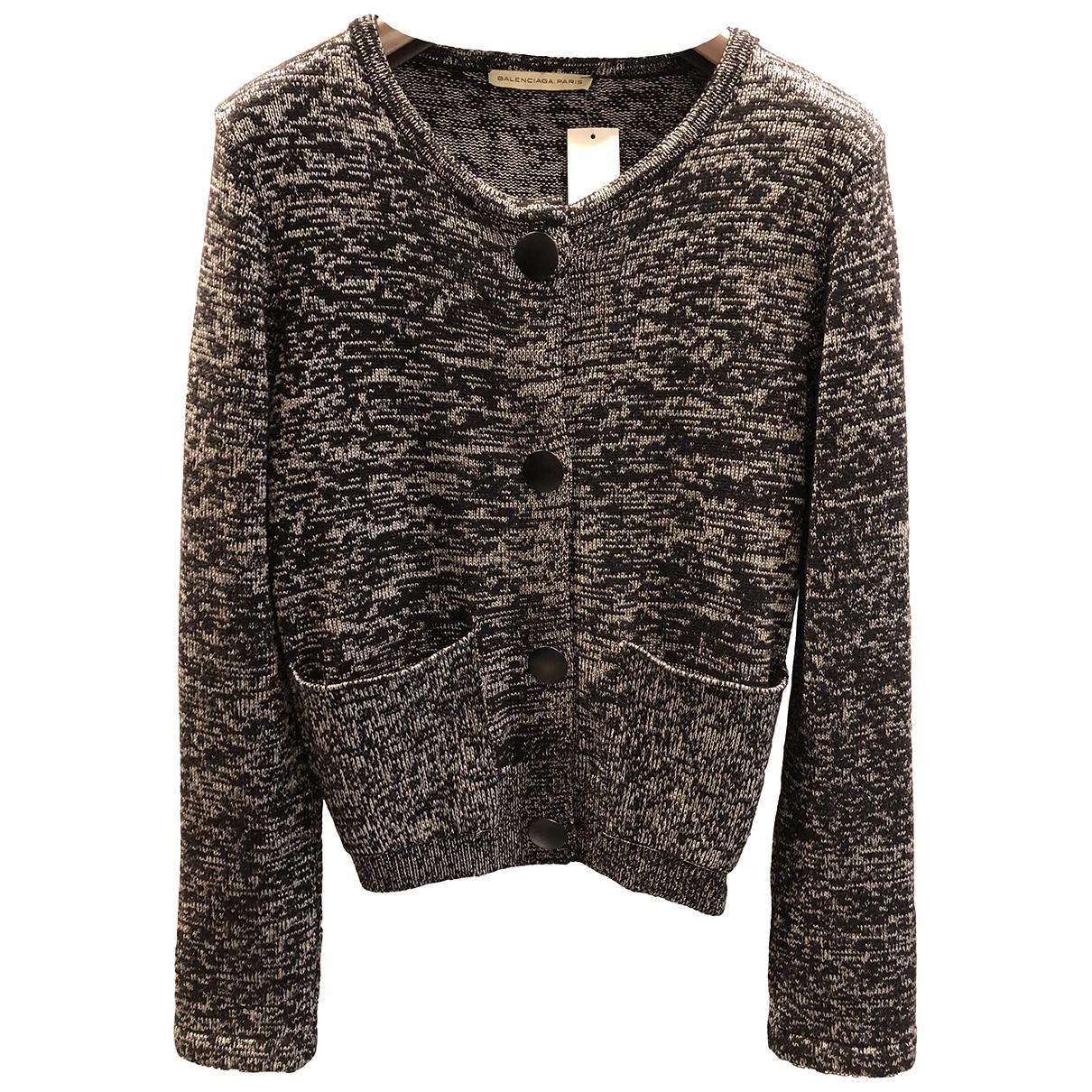 Balenciaga N Grey Knitwear for Women 36 IT