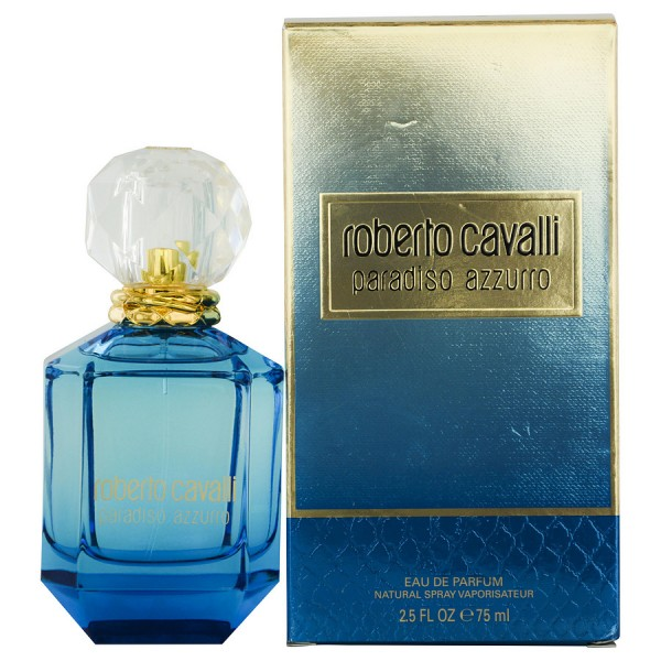 Paradiso Azzurro - Roberto Cavalli Eau de parfum 75 ML