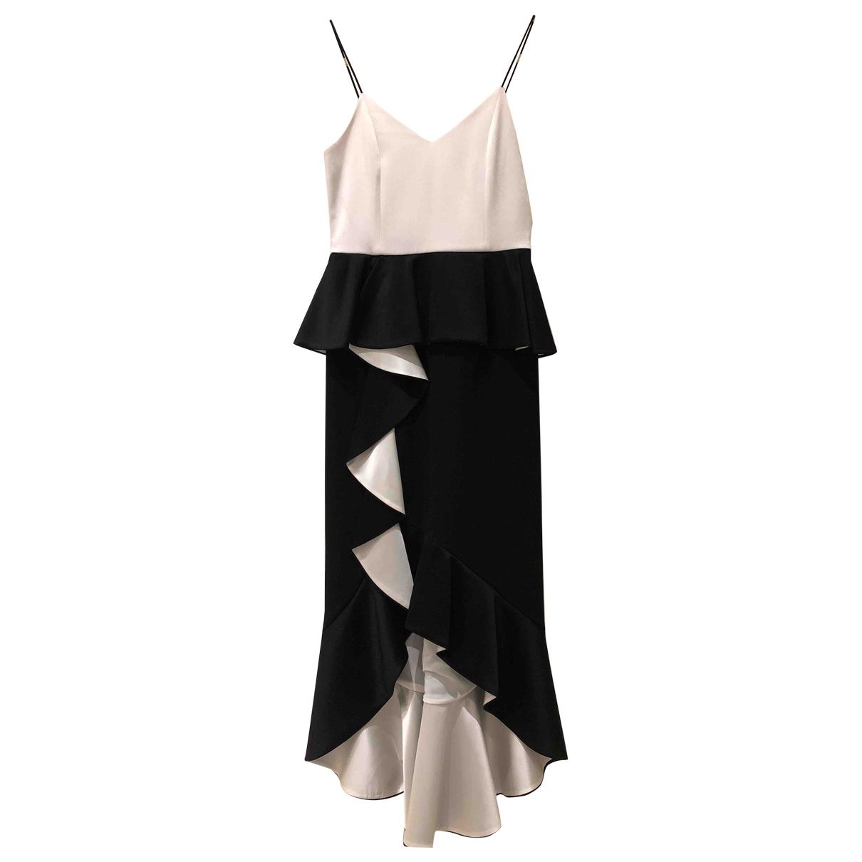 Alice & Olivia \N Kleid in  Bunt Polyester
