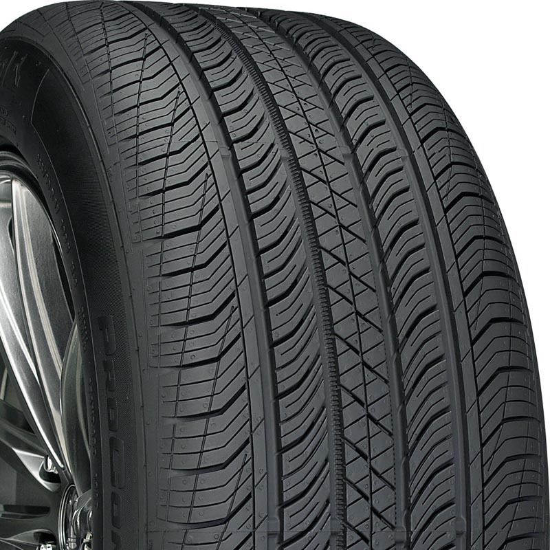 Continental 15509080000 Pro Contact TX Tire 255/40 R19 100VxL BSW VO