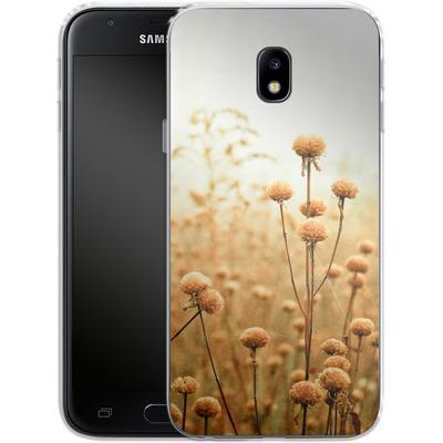 Samsung Galaxy J3 (2017) Silikon Handyhuelle - Daybreak In The Meadow von Joy StClaire