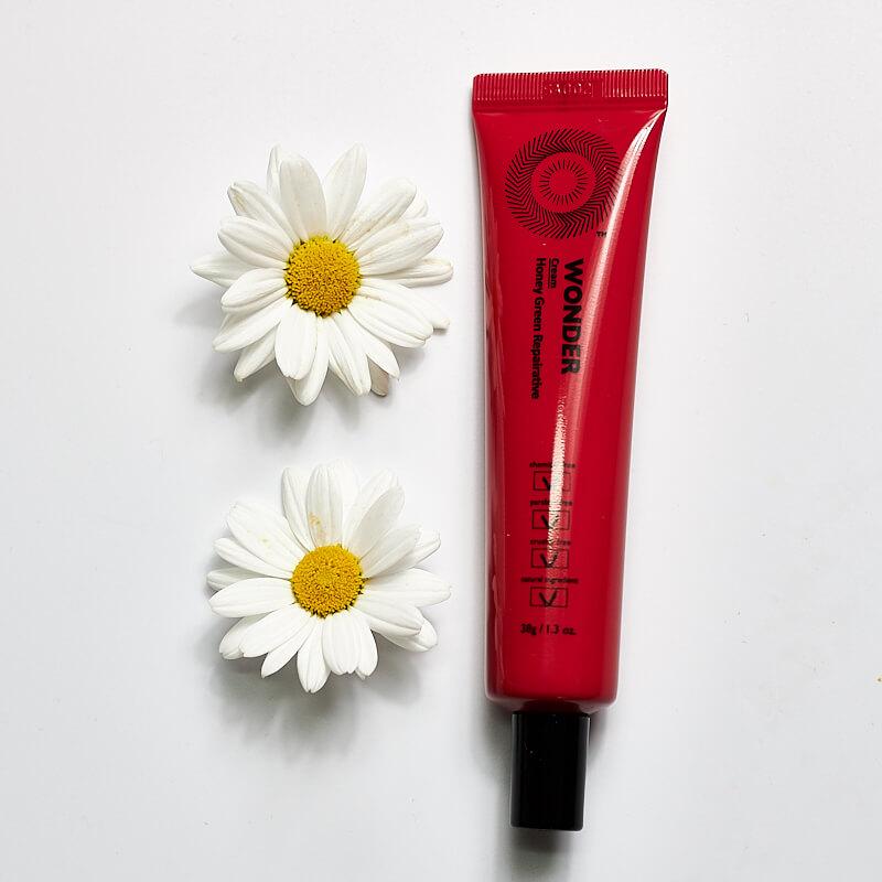 Haruharu Wonder Honey Green Repairative Cream