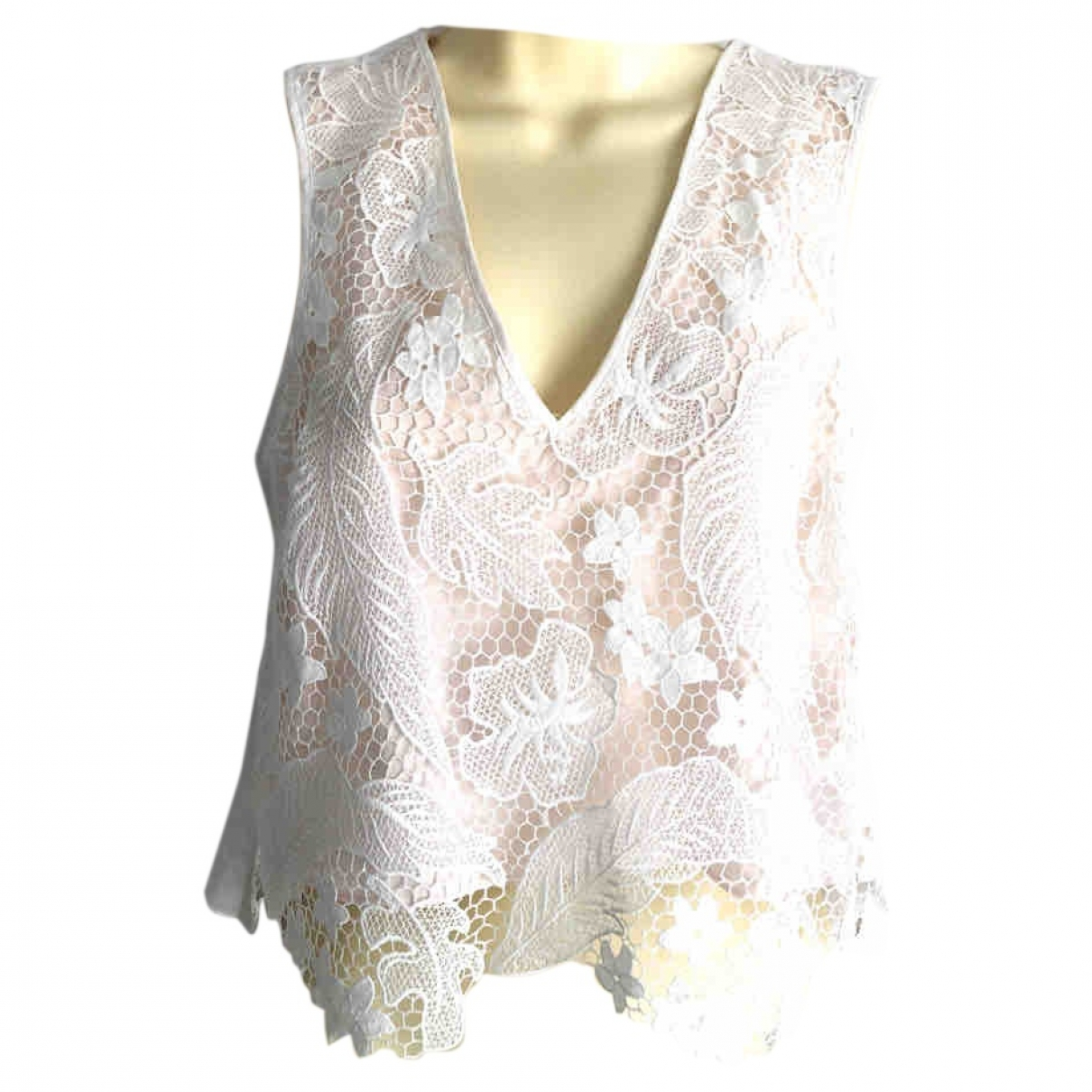 Tommy Hilfiger \N White  top for Women 4 US